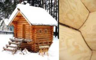 Как утеплить бревенчатый дом изнутри