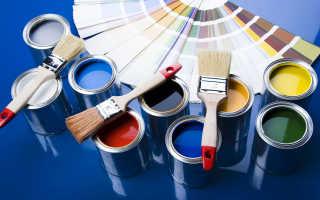 Как быстро покрасить потолок