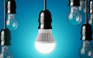Какие led лампы лучше покупать
