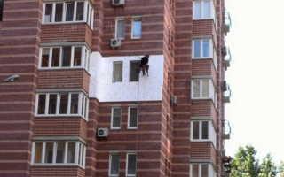 Как дешево утеплить балкон