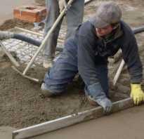 Как отстирать бетон с одежды