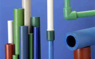 Можно ли красить пластиковые трубы