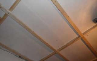 Как прикрепить брус к потолку