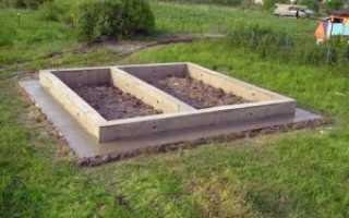 Как рассчитать фундамент для бани