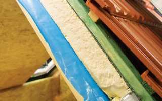 Как лучше сделать потолок в деревянном доме