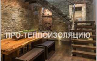 Как утеплить подполье в деревянном доме