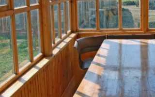 Как утеплить деревянную веранду в частном доме
