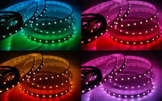 Сколько энергии потребляет светодиодная лента