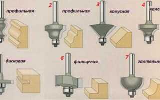 Как выбрать четверть в доске фрезером