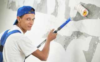 Как покрасить щебень своими руками