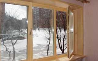Как утеплить окна в деревянном доме
