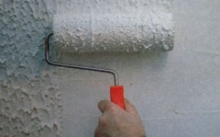 Можно ли покрасить жидкие обои водоэмульсионной краской