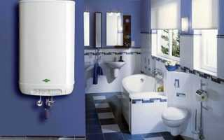 Как устроен водонагреватель накопительный