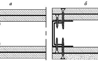 Как усилить стену из гипсокартона