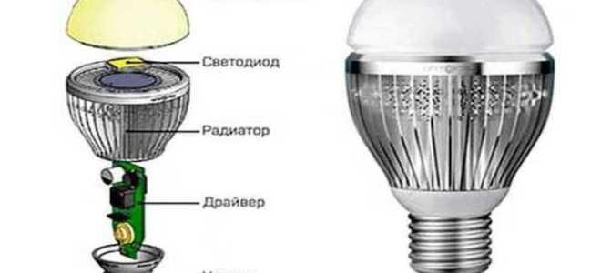 Как подобрать светодиодную лампу по мощности