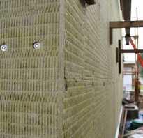 Как правильно утеплить фасад дома минеральной ватой