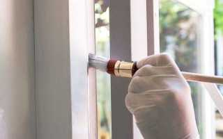 Какой краской покрасить окна деревянные