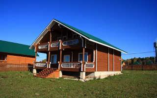 Как выбрать фундамент для деревянного дома