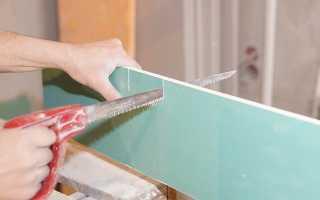 Как перегородить комнату гипсокартоном