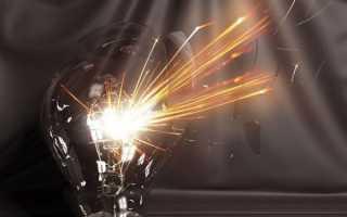 Почему быстро перегорают галогеновые лампочки в люстре