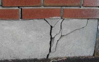 Как правильно укрепить фундамент старого дома