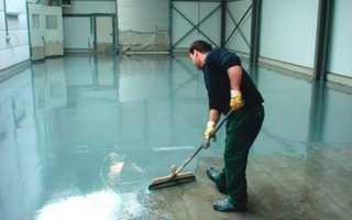 Как использовать жидкое стекло для бетона