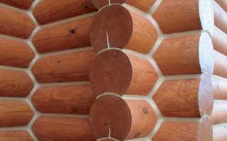 Как утеплить углы в деревянном доме