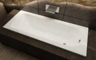Как утеплить акриловую ванну