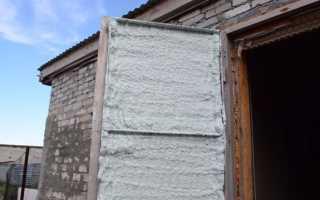 Как утеплить металлическую дверь изнутри