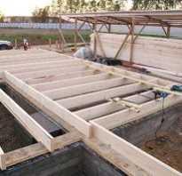 Какой бетон лучше для ленточного фундамента