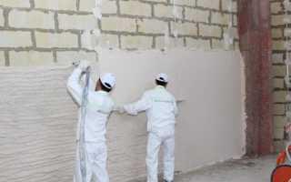 Как проверить ровность стен после штукатурки