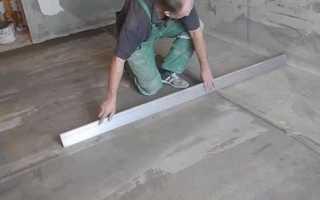 Как крепить ламинат на пол