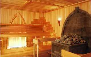Как утеплить старую баню изнутри